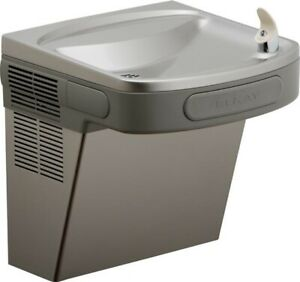 Elkay Ezs8l Refrigerated Drinking Fountain 8 0 Gph Water Cooler Open Box