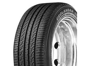 4 New 255 55r20 Yokohama Geolander G055 Load Range Xl Tires 255 55