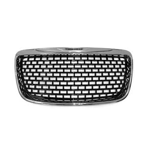 Ch1200386 New Grille Fits 2012 2014 Chrysler 300 Srt 8