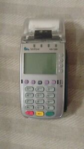 Verifone Vx 520 Credit Card Processor In Great Condition