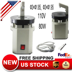 Dental Lab Laser Pindex Drill Machine Pin System Drilling Driller 5500rpm 110v