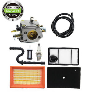 Carburetor Kit Air Filter New 42231200650 For Stihl Ts400 Concrete Cut off Saw