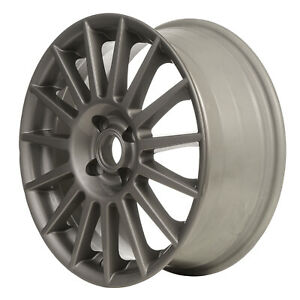 03507 Refinished Ford Focus Svt 2002 2010 17 Wheel Rim No Ford Stamp On Face