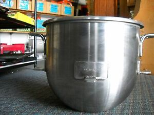 Hobart Mixing Bowl Vmlh 30 Genuine Hobart Stainless Steel