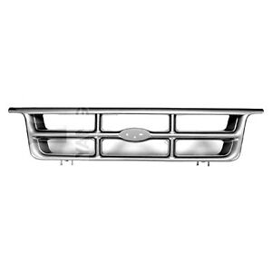 Fo1200185 New Grille Fits 1993 1994 Ford Ranger 2wd