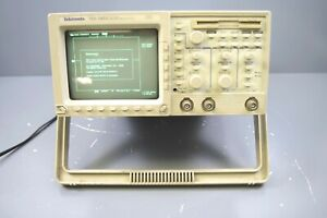 Tektronix Tds 340a 100 Mhz 2 channel Digital Real Time Oscilloscope