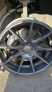 Alzor 19 Style 509 Wheels Set Of Four 509 1kt Audi S4 A4