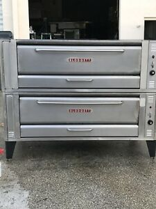 Blodgett 1060 Double Stack Deck Oven
