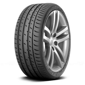 1x New Tire s 245 40zr20 Toyo Proxes T1 Sport 99y 245 40 20 2454020