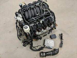 2004 Cts V 5 7 Ls6 Engine Liftout Complete Tested 71k Miles Warranty 400 Hp Ls1
