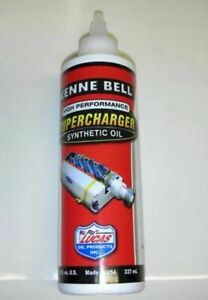 Kenne Bell Supercharger Oil 8oz Tinted For Easy Viewing