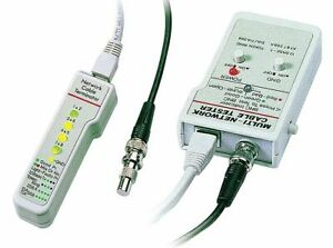 Eclipse Multi network Lan Cable Tester Display Led Adapter Type Rj 45