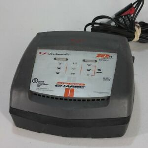 Schumacher Battery Charger Xc10 Ca Quick Start Speed Charge 10 Amp Power Tool B8