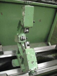 Nardini Ms 14 X 40 E Mascote Lathe steady Rest