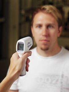 Extech Infrared Thermometer Body Temperture 89 6 deg To 108 5 deg f Surface