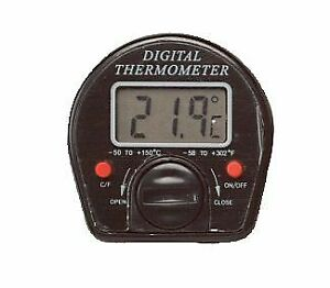 Thermco Digital Pocket Thermometer Plastic Acc330dig