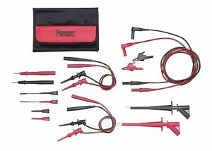 Pomona Dmm Test Lead Kit For Use With Multimeters 5674c