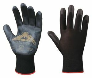 Turtleskin Nitrile Cut Resistant Gloves Ansi isea Cut Level 5 Rayon Lining