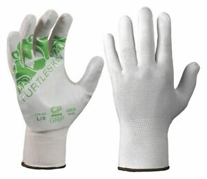 Turtleskin Polyurethane Cut Resistant Gloves Ansi isea Cut Level 4 Rayon