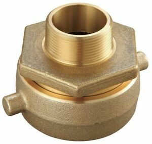 Fire Hose Pin Lug Swivel Adapter Swivel Adapters Fittings Sub category Fnst X