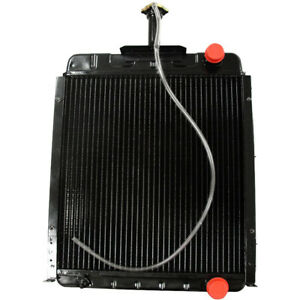 New Radiator Fits Case International 385 484 485 584 585