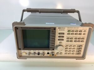 Hp Agilent 8560e Spectrum Analyzer 30hz To 2 9ghz w 85620a For Parts Repair