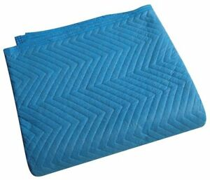Top Brand 2nkr9 Quilted Moving Pad L72xw80in Blue Pk12