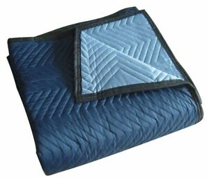 Top Brand 2nkt4 Quilted Moving Pad L72xw80in Blue Pk6