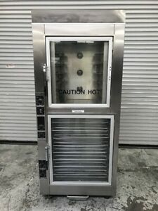 Oven Proofer Combo Electric Bread Bakery Center Nu vu Op 2fm 9483 Commercial
