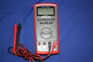 Snap On Scanner Eedm504d Digital Multimeter