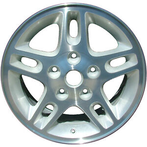 09028 Refinished Jeep Grand Cherokee 1999 2004 16 Inch Wheel
