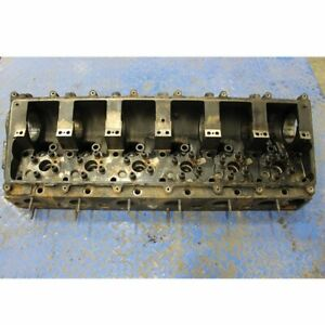 Used Cylinder Head John Deere 410e S680 S690hm 1050 S680hm 8300 S690 9460r 8400