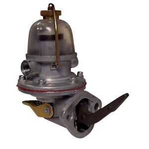 Fuel Lift Pump Fits Ford Tractor Fordson Super Major 08 1961 1964