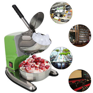 Ktaxon Electric Ice Crusher Shaver Machine Snow Cone Maker Shaved Ice 220lbs h 2