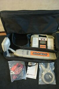 Subsite Locator Set Model 910 Locator Wand 950 Transmitter