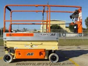 Jlg 1930 Electric Scissor Lift Refurbished Warranty Jlg Dealer Genie