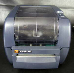 Labeltac 4 Pro Industrial Thermal Label Printer W Guide And Installation Disc