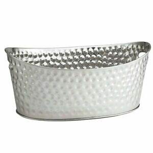 Tablecraft Products Bt2013 4 Gal Bali Collection Oval Beverage Tub S