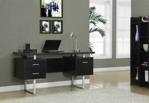 Metal Office Desk In Brown id 3182211