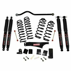 Skyjacker Suspension Lift Kit New For Jeep Wrangler Jk 2018 Jk350bpbsr