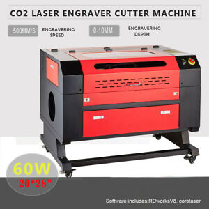 High Precise Usb Port Laser Engraving Cutting Machine Engraver Cutter 60w Co2 Dy
