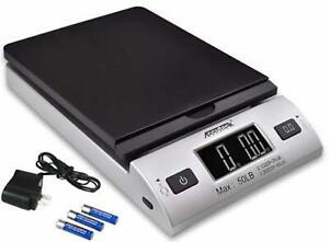 Accuteck All in one Digital Scale W 8250 50bs A pt 50 Digital With Ac Adapter