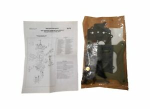 5611 Off Vehicle Carburetor Service Holley Carburetor Model 4010 4011