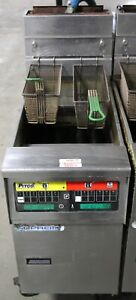 50lb Gas Fryer W Timers