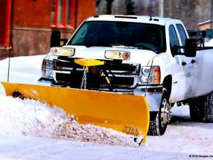 Fisher 9 Hd2 Straight Blade Snow Plow