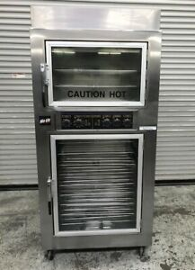 Oven Proofer Combo Electric Bread Bakery Center Nu vu Sub 123 9488 Commercial