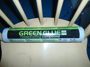 Green Glue Noiseproofing And Damping Compound Case Of 6 Tubes