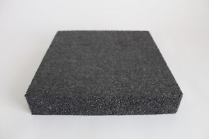 Polyethylene Foam Case Foam Shipping Packaging 12 Pack 1 X 12 X 12 Black