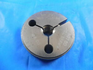 M10 X 1 5 6g Special Metric Thread Ring Gage 10 0 No Go Only P d 8 822 Tool
