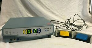 Coblator 2 ii Arthrocare Electrosurgical Unit With Footswitch